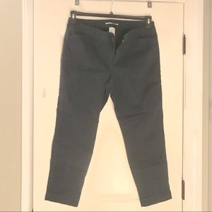 Navy blue old navy pixie trousers